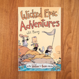 Wicked Epic Adventures - Will Henry