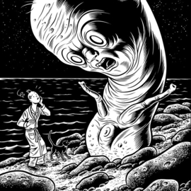 'Vortex' - Charles Burns