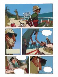 'Het vel van de beer' - Zidrou | Oriol