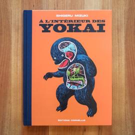 'À l'intérieur des yôkai' - Shigeru Mizuki