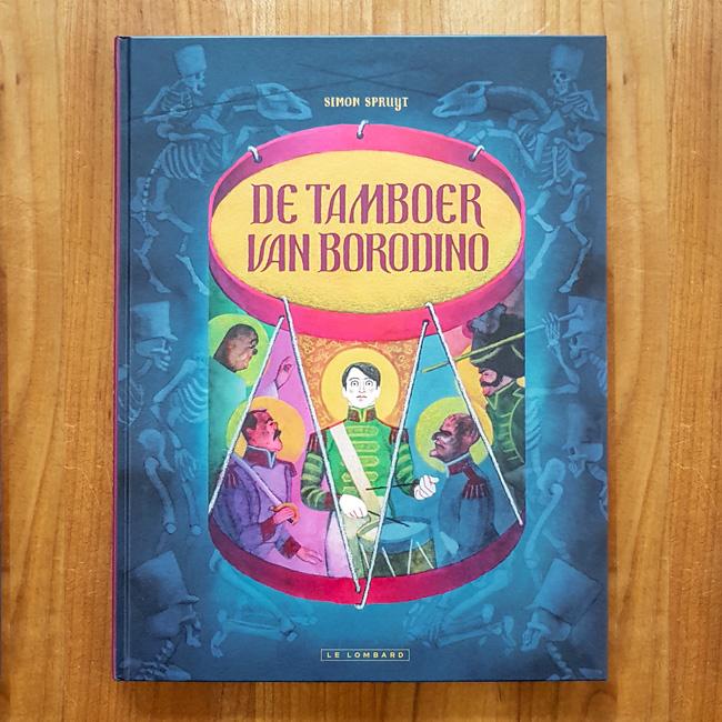 De Tamboer van Borodino - Simon Spruyt