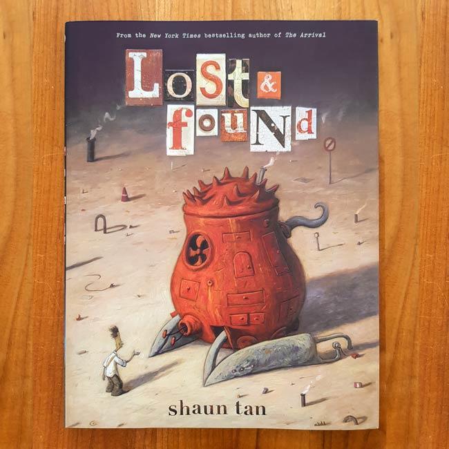 Lost & Found - Shaun Tan