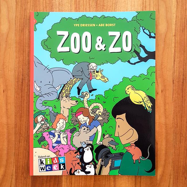 'Zoo & Zo' - Borst | Driessen
