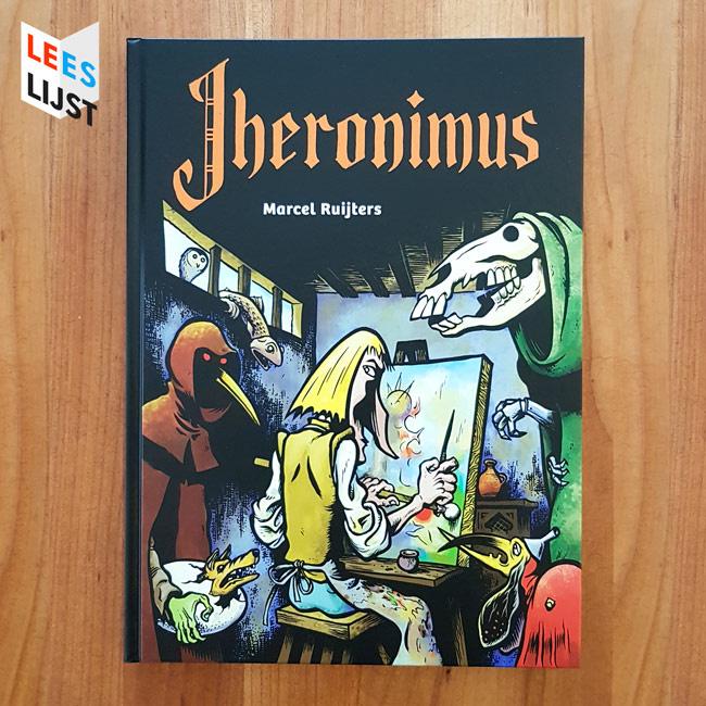 'Jheronimus' - Marcel Ruijters