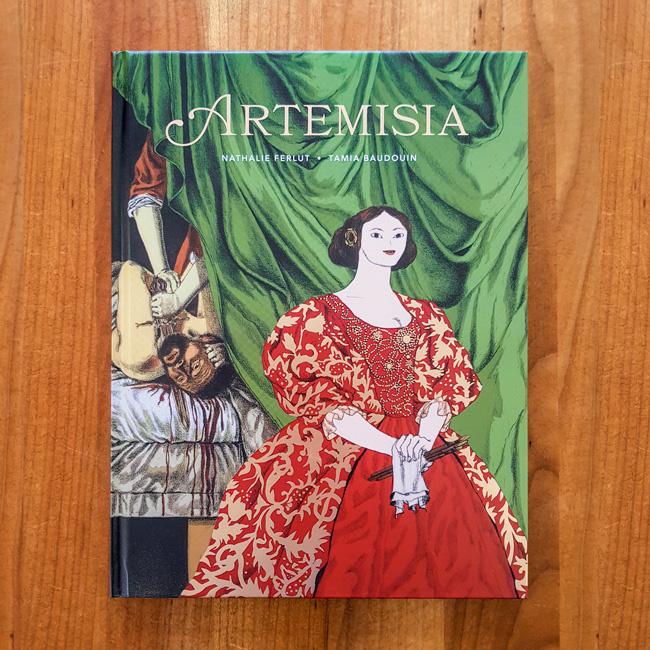 Artemisia - Nathalie Ferlut   Tamia Baudouin