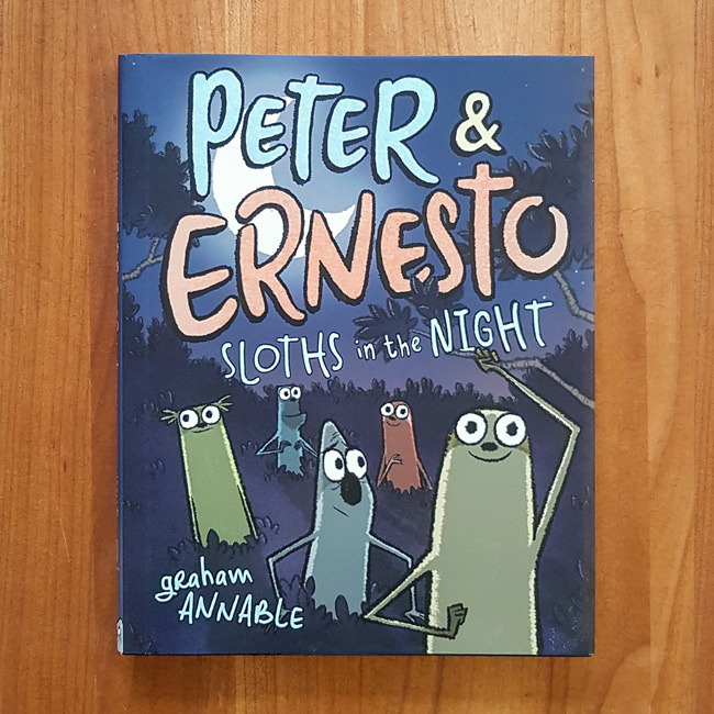 'Peter & Ernesto: Sloths in the Night' - Graham Annable