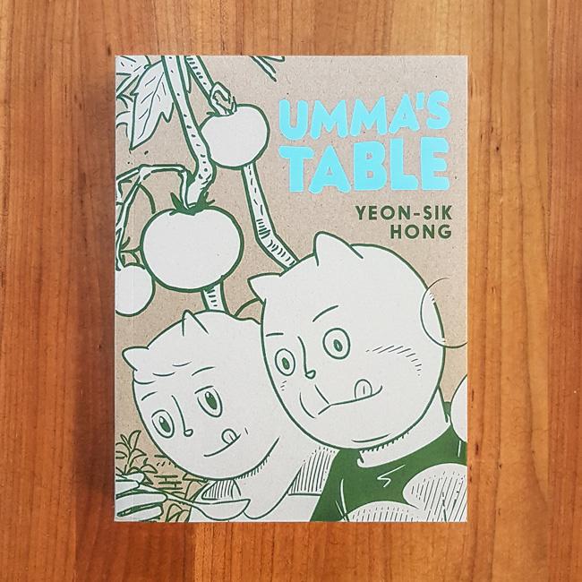 'Umma's Table' - Yeon-Sik Hong