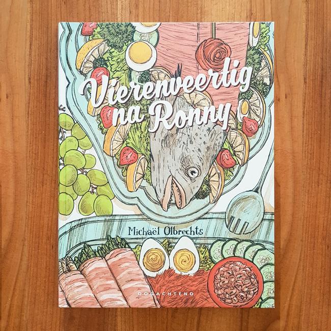 'Vierenveertig na Ronny' - Michael Olbrechts