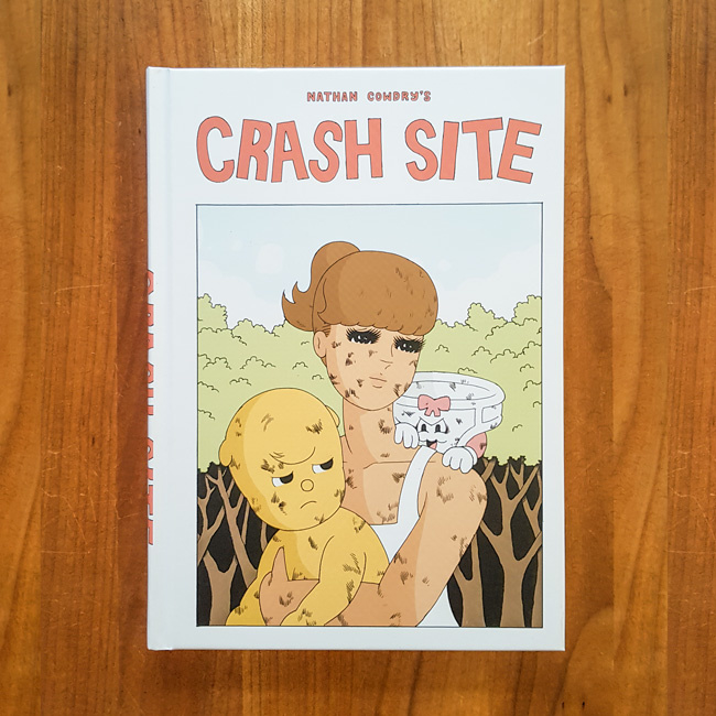 Crash Site – Nathan Cowdry