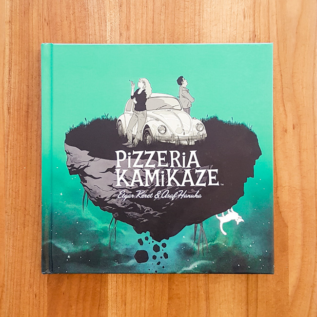 'Pizzeria Kamikaze' - Keret | Hanuka