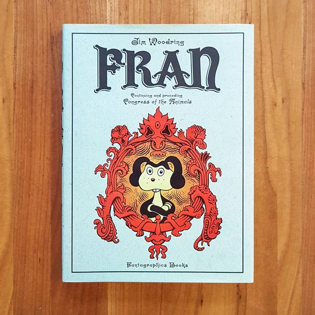 'Fran' - Jim Woodring