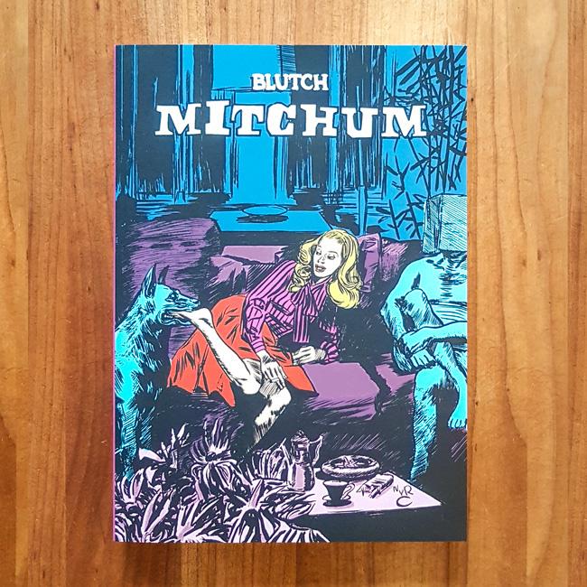 'Mitchum' - Blutch