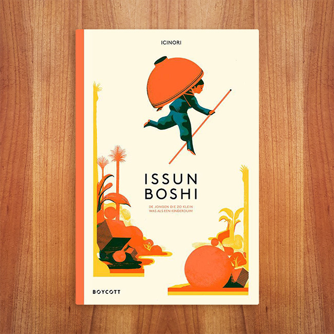 'Issun Boshi' - Icinori
