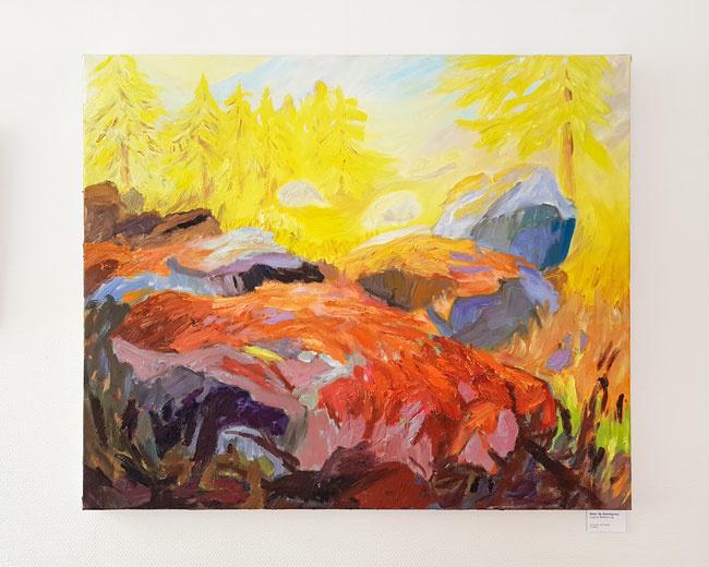'Naar de boomgrens' - Sophie Bekkering