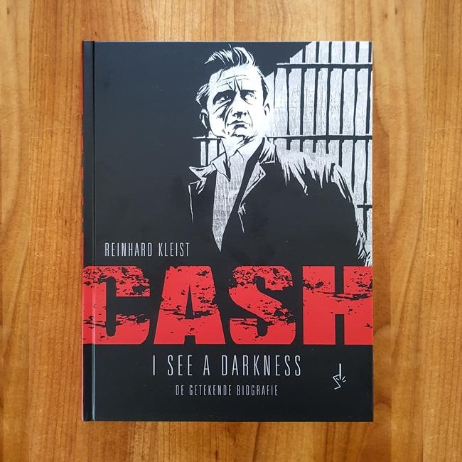 Cash: I see a darkness - Reinhard Kleist