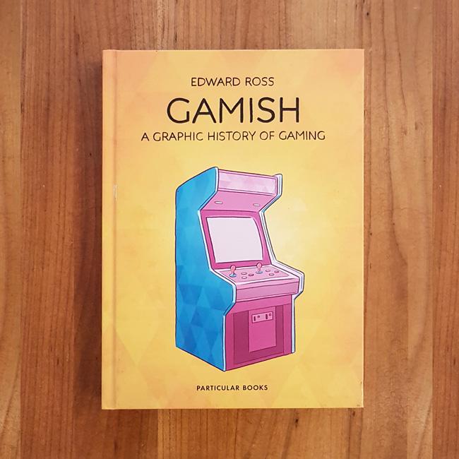 'Gamish' - Edward Ross