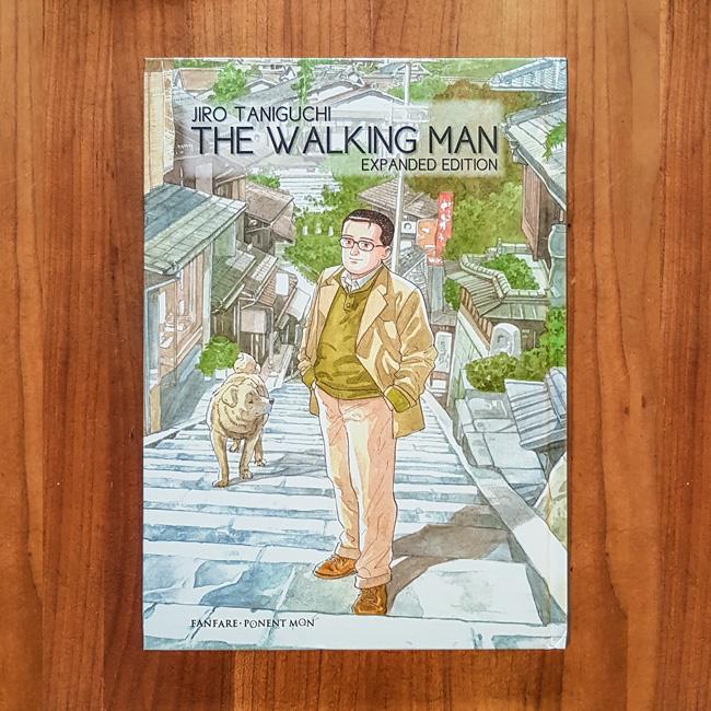 'The Walking Man' - Jiro Taniguchi