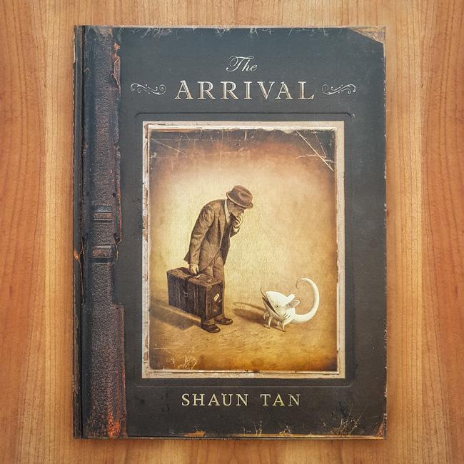'The Arrival' - Shaun Tan