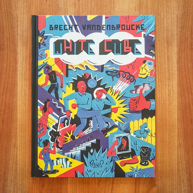 White Cube – Brecht Vandenbroucke