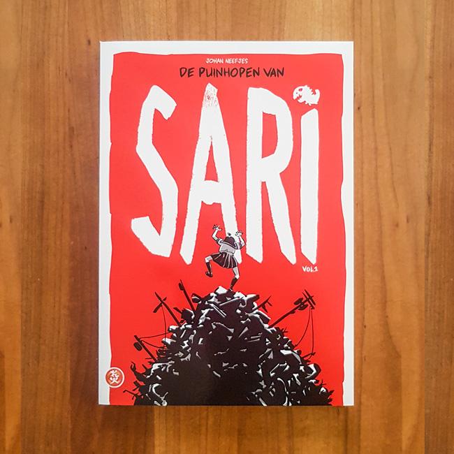 'De puinhopen van Sari - vol.1' - Johan Neefjes