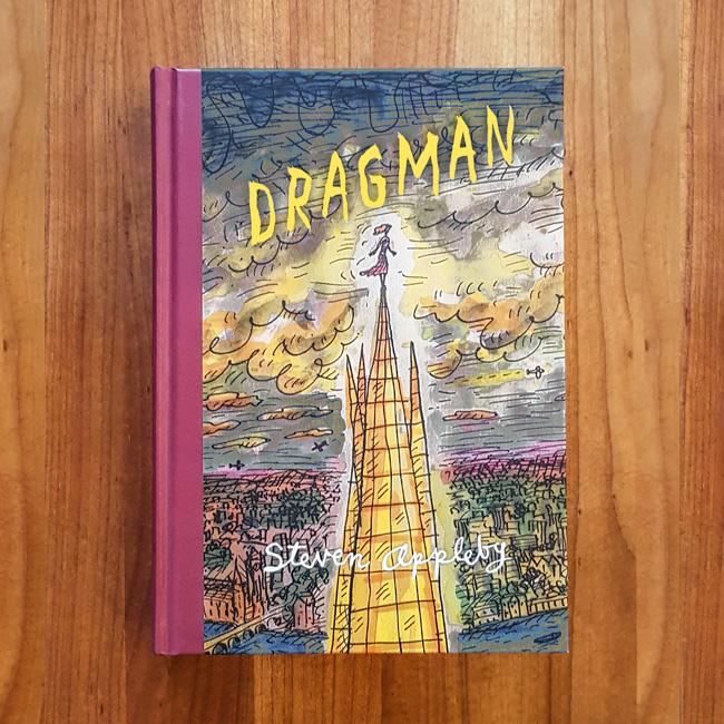 'Dragman' - Steven Appleby