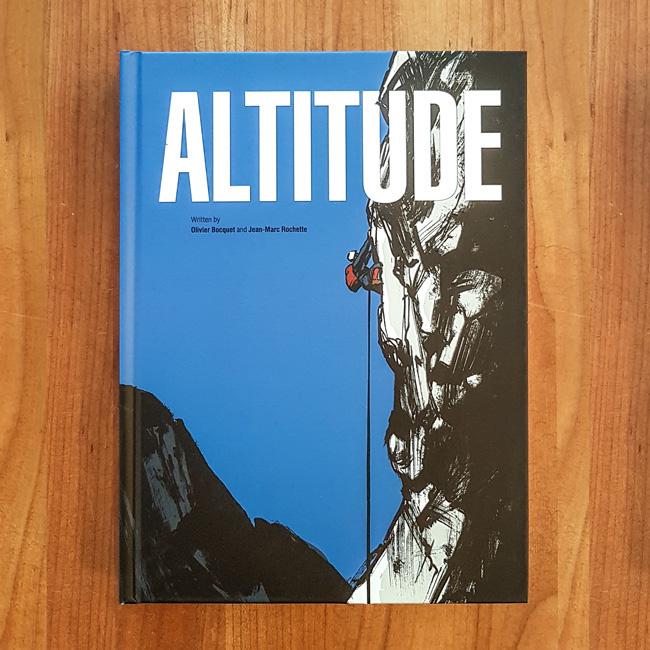 'Altitude' - Jean-Marc Rochette | Olivier Bocquet