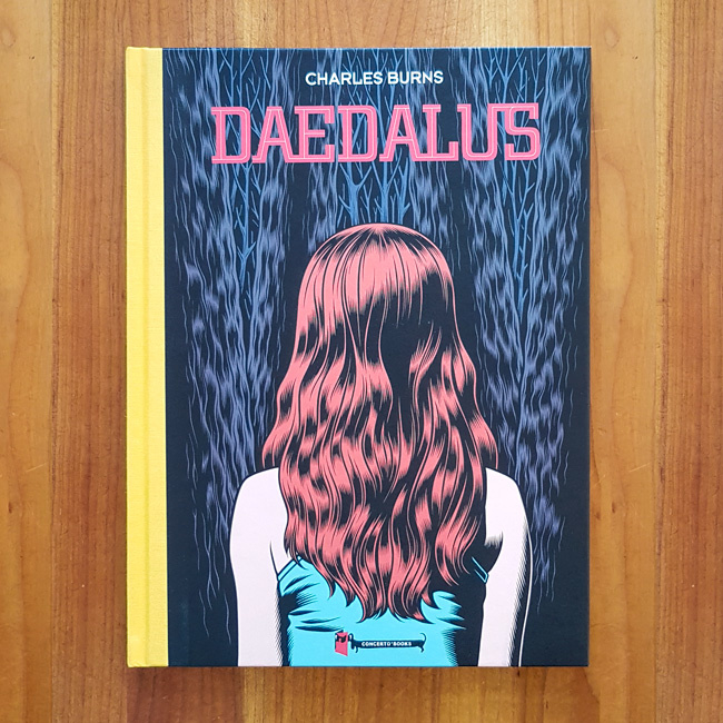 'Daedalus' - Charles Burns