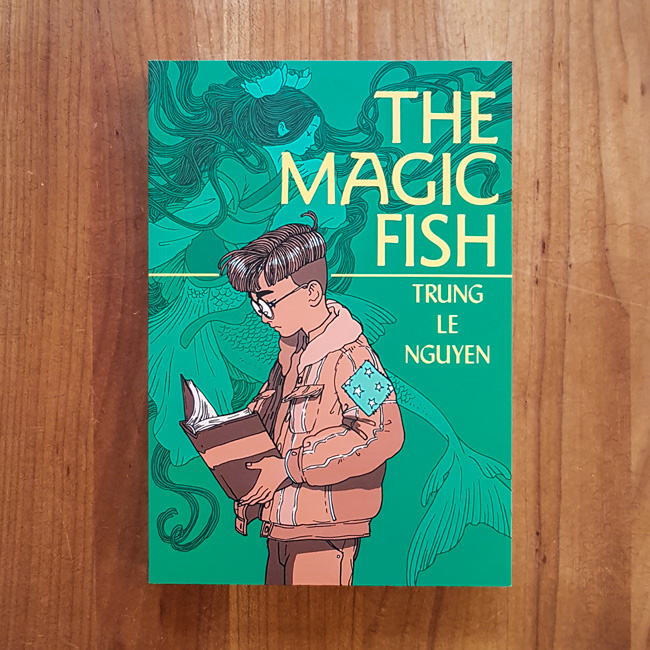 'The Magic Fish' - Trung Le Nguyen