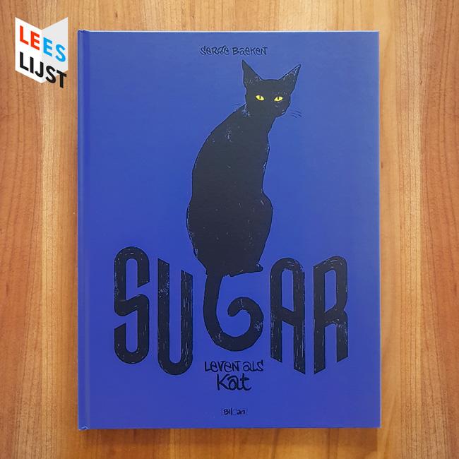 'Sugar - leven als kat' - Serge Baeken