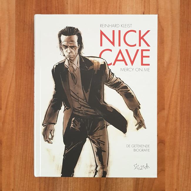 'Nick Cave: Mercy On Me' - Reinhard Kleist