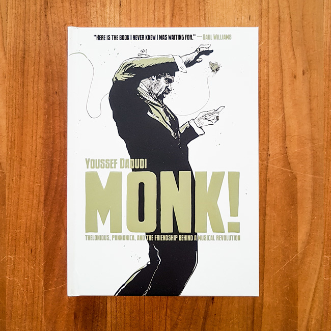 Monk! - Youssef Daoudi