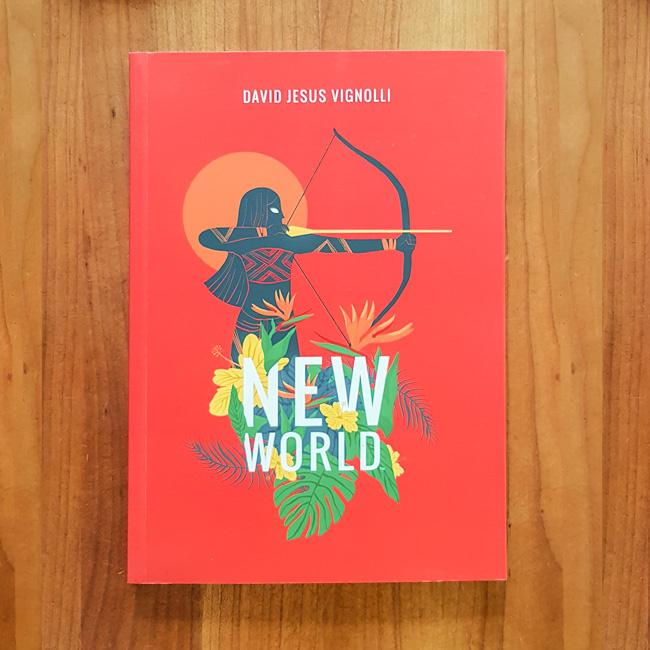 'New World' - David Jesus Vignolli