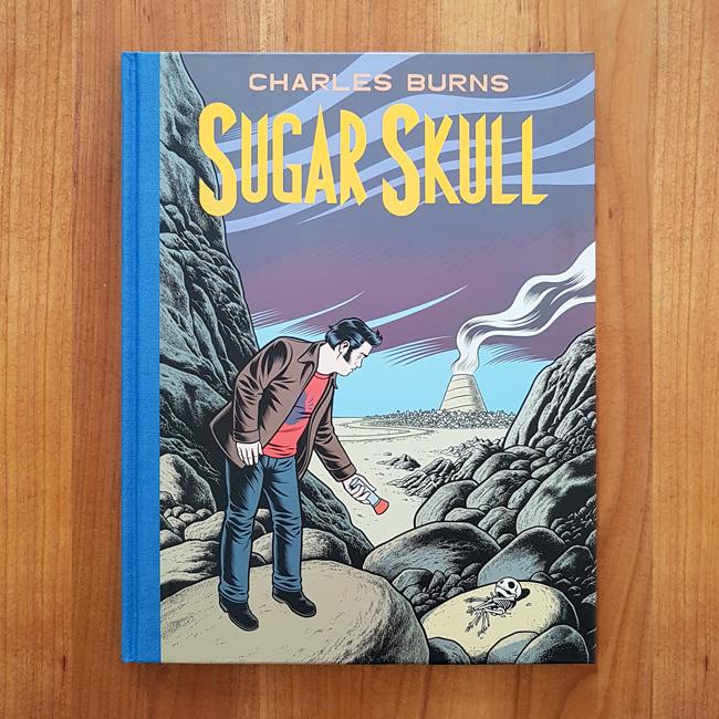 'Sugar Skull' - Charles Burns