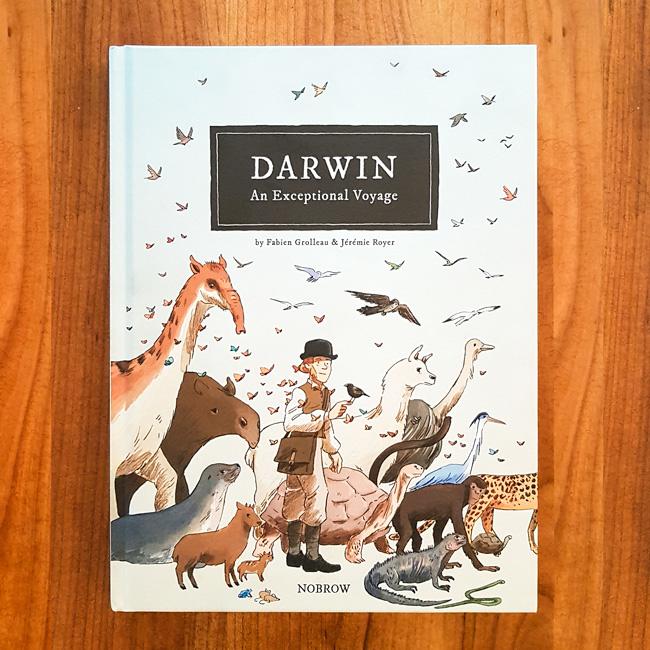 'Darwin' - Fabien Grolleau   Jérémie Royer