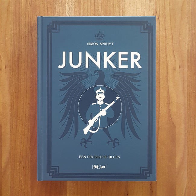 'Junker - Een Pruisische Blues' - Simon Spruyt