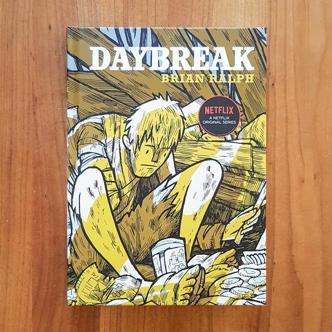 'Daybreak' - Brian Ralph