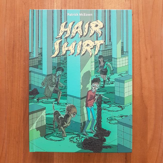 'Hair Shirt' - Patrick McEown