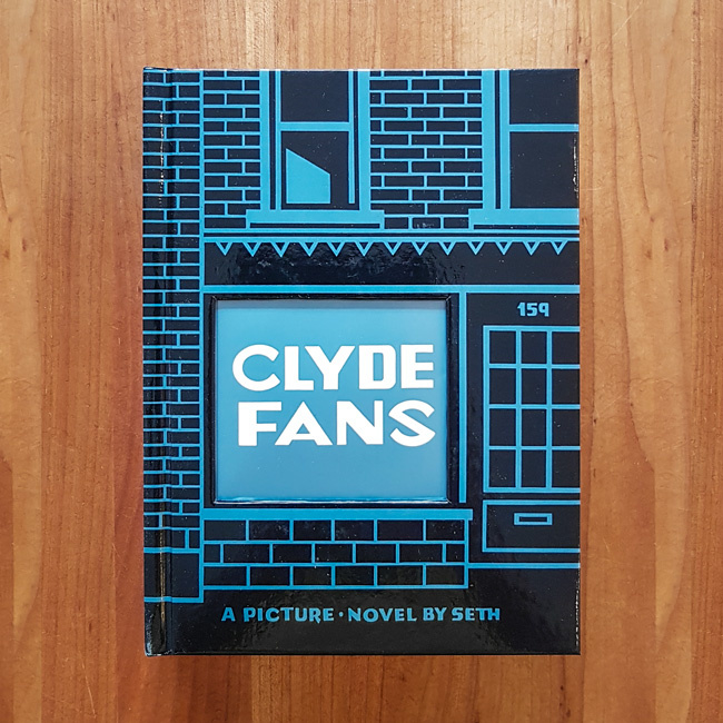 'Clyde Fans' - Seth