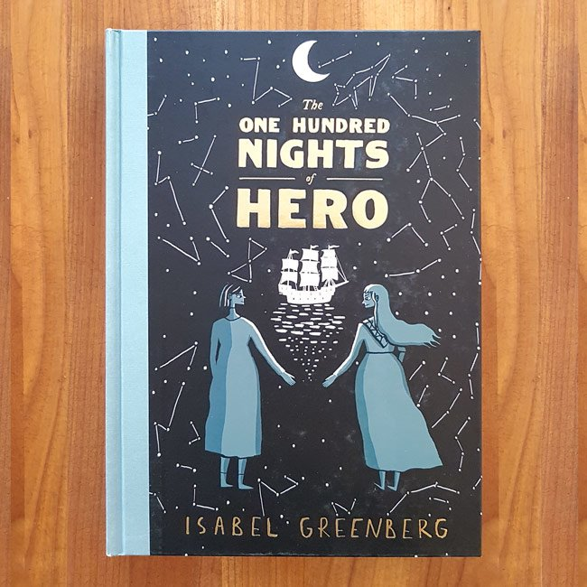 'The One Hundred Nights of Hero' - Isabel Greenberg
