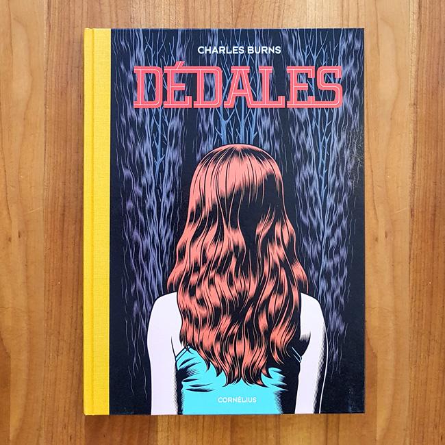 'Dédalus' - Charles Burns (Franstalig)