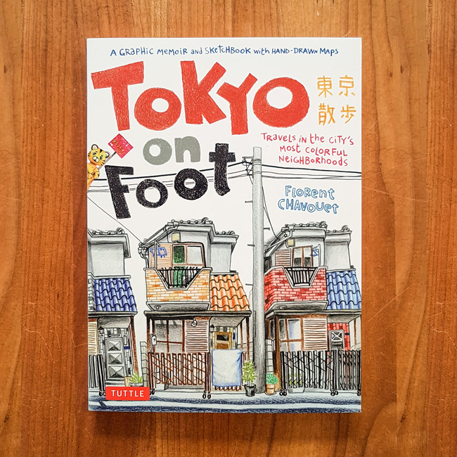 Tokyo on Foot - Florent Chavouet