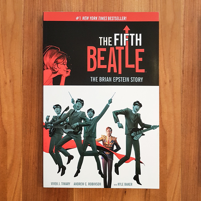 'The Fifth Beatle: The Brian Epstein Story' - Tiwary | Robinson | Baker