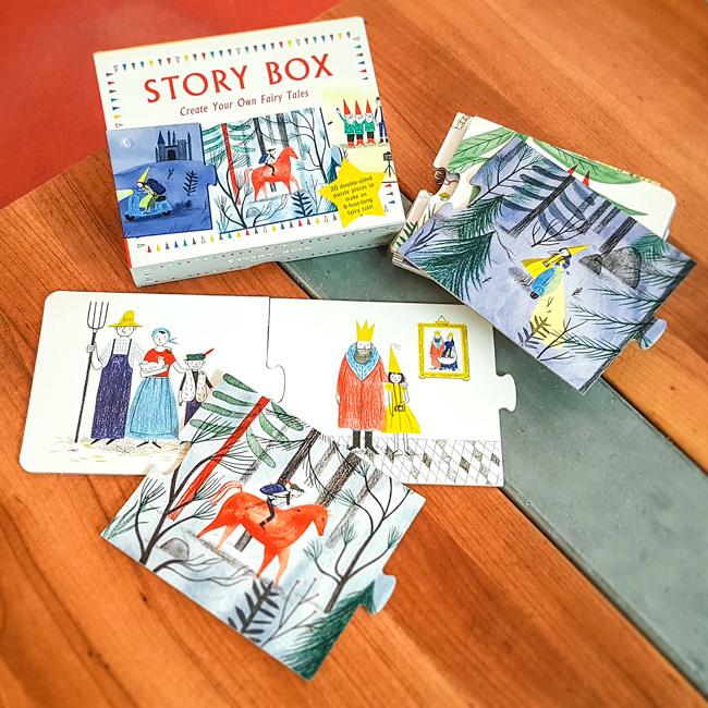 Story Box - Anne Laval