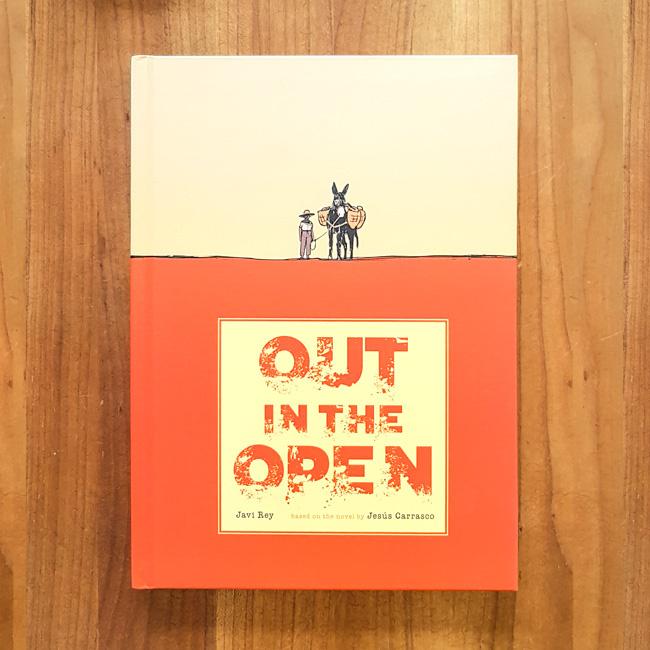 'Out In The Open' - Javi Rey | Jesús Carrasco