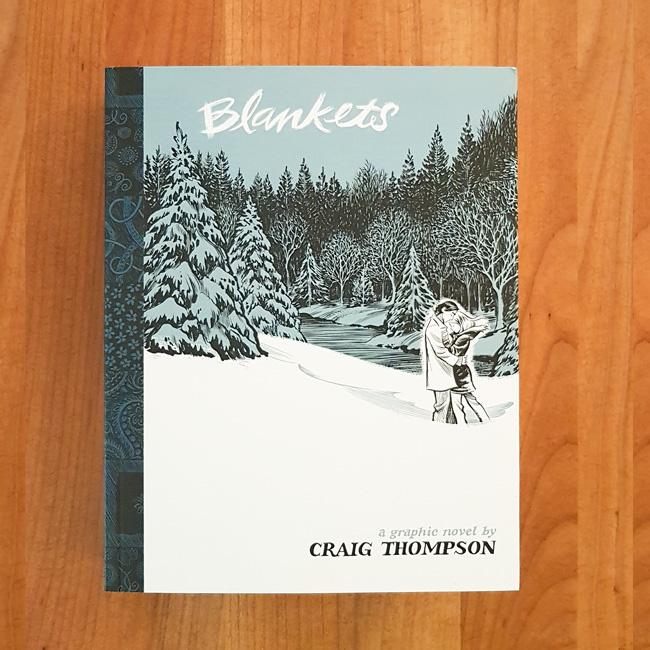 'Blankets' - Craig Thompson