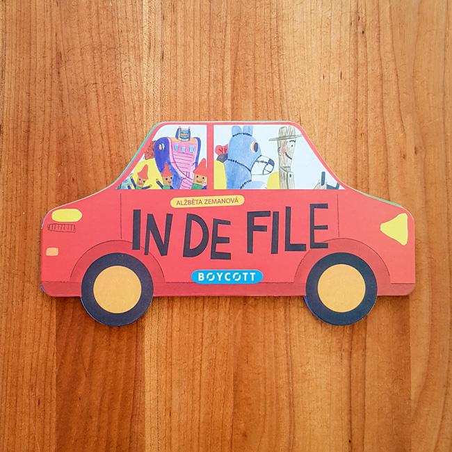 'In de file' - Alžběta Zemanová
