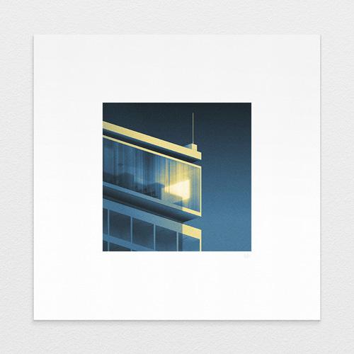 'Big City Lights #30' - Ivo van de Grift