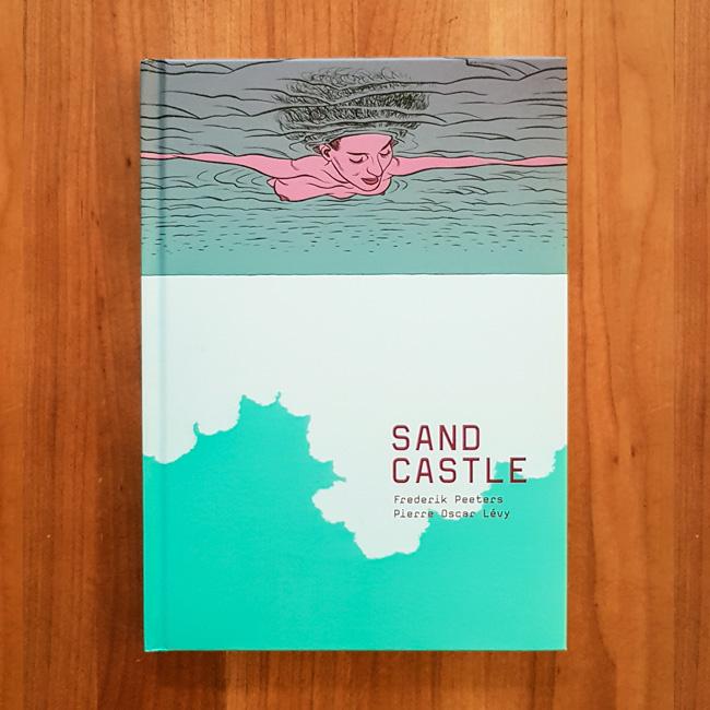 'Sandcastle' - Frederik Peeters | Pierre-Oscar Lévy