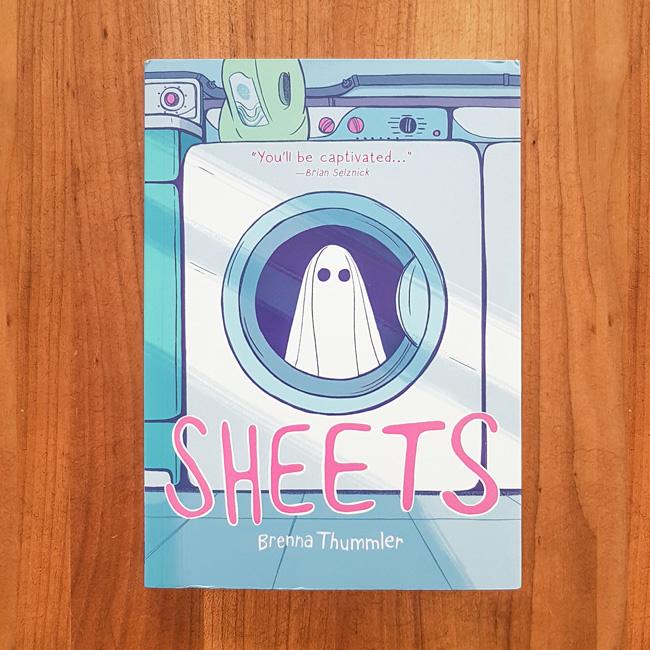 'Sheets' - Brenna Thummler