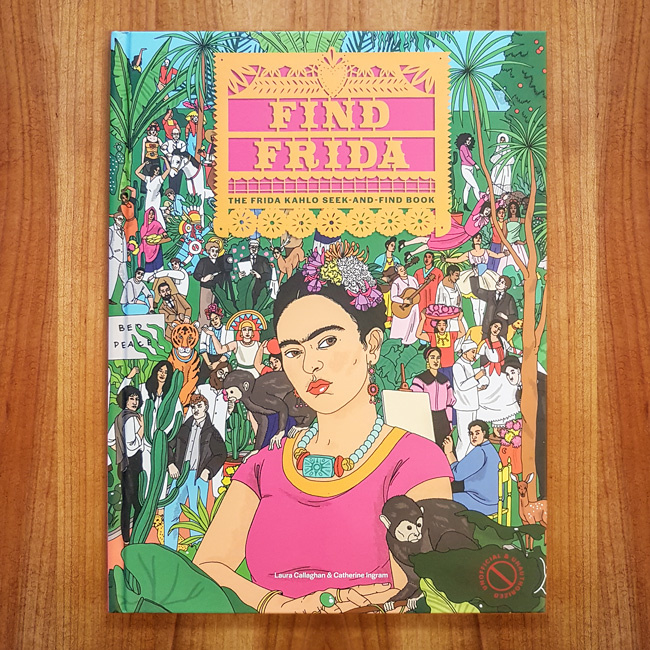 'Find Frida' - Catherine Ingram | Laura Callaghan